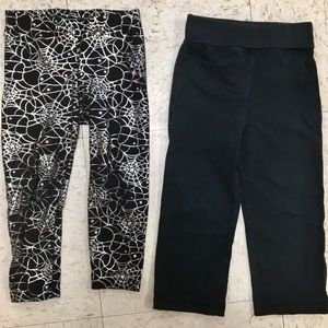Other - Leggings and Black pants 3T